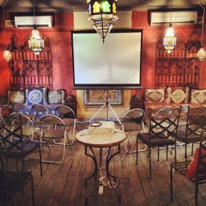 Morocco Lounge and Mofo Lounge are also unique spaces great for daytime corporate meetings and events with a twist!