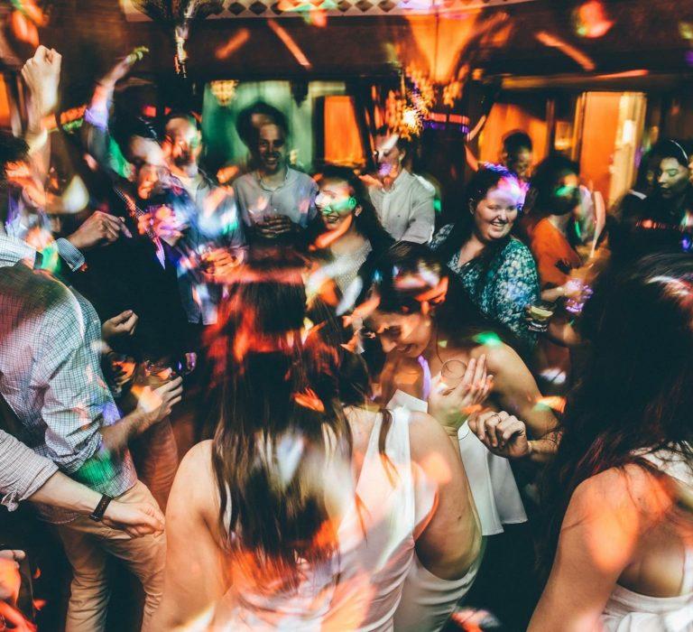 Morocco Dance Floor